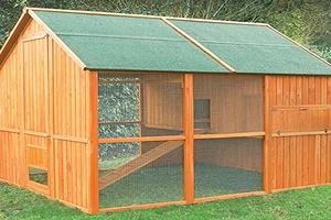 Ofertas 2019 gallineros prefabricados de madera for Estanques prefabricados grandes