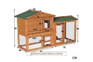 gallinero comprar gallinero de madera