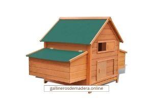 hacer gallinero de madera