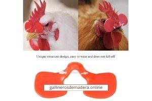 gafas para gallinas amazon