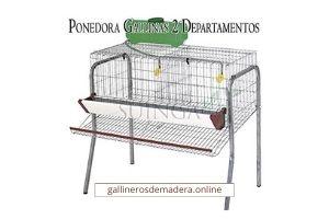 jaulas para gallinas ponedora de segunda mano